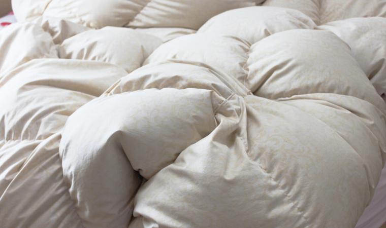 冬の寝室環境とダニ03-01