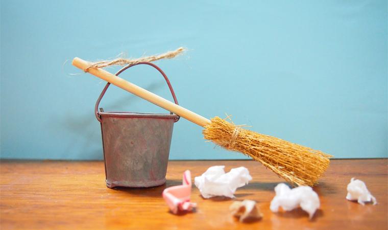 ハウスダストを効果的に除去するお掃除方法